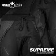 Bunkerkings Supreme Jogger Pants - Royal Black размер L