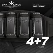 Bunkerkings Strapless Pack V3 - WKS 4+7 - Black