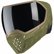 Маска EMPIRE EVS Paintball Mask Olive Tan