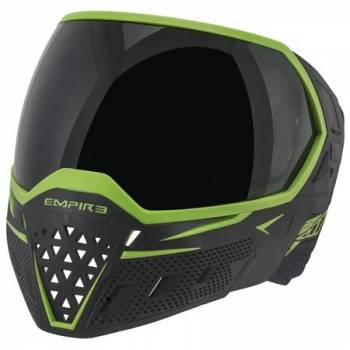 Маска Empire EVS Lime/Black