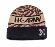 Шапка HK Army Black / Tan Camo