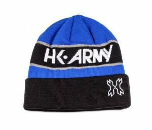 Шапка HK Army HK Attack Beanie - Blue / Black / White