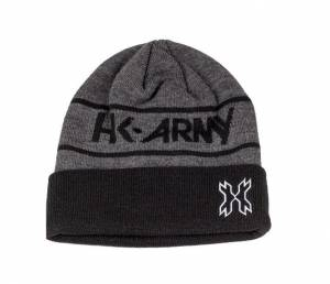 Шапка HK Army HK Attack Beanie - Charcoal / Black