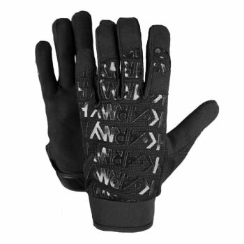 Перчатки HK Army HSTL Glove Black (Full Finger) Размер:XL