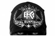 BNKR BEANIE COOL ROYAL GUNFINGER