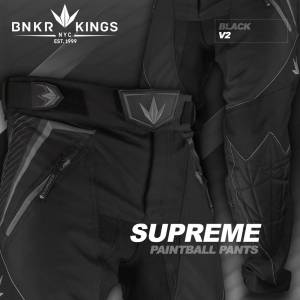 Штаны BUNKERKINGS V2 SUPREME PANTS Размер:S