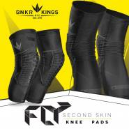 BUNKERKINGS FLY COMPRESSION KNEE PADS размер L