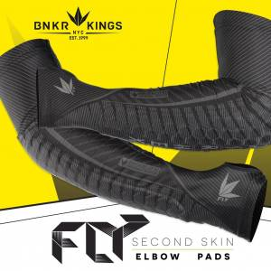 BUNKERKINGS FLY COMPRESSION ELBOW PADS размер L