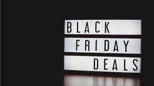 BLACK FRIDAY DEALS !!!