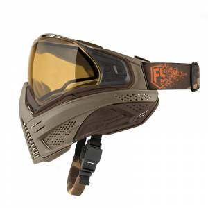 Push Unite FS Unite Goggle Tan/Brown